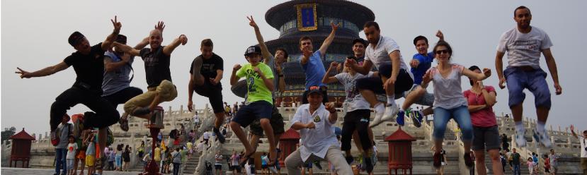 Stage d'été 2019 en Chine!