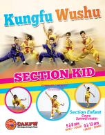 Flyer Kungfu Kid 2020